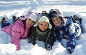 SnowWorld kidsfestijn