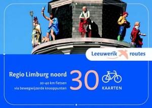 Fietsgids Leeuwerikroutes Regio Limburg Noord