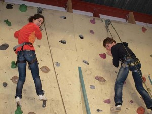 Rocca klimmen