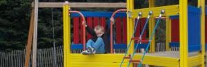 Kasteeltuinen speeltuin