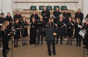 VE Silhouet koor uitsnede 16-11-14