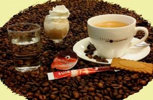 1 euro koffie