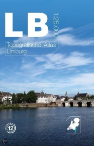 Topografische atlas Limburg
