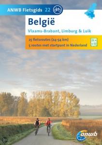 ANWB Fietsgids 22 Belgie Vlaams - Brabant Limburg en Luik