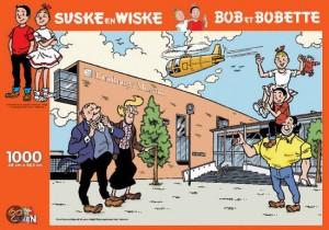 suske wiske museum