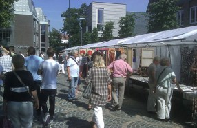 mont martre kunstmarkt