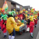 Carnavalsoptochten zondag 27 februari 2022