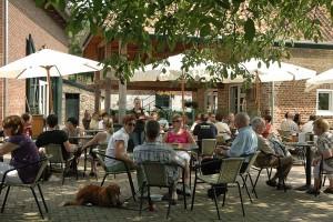 Brouwerij de Fontein terras