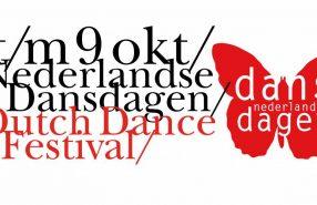 Nederlandse Dans Dagen 2016