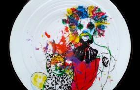 Visual Vinyl - Rita Ackermann Eastenburia HR-DH