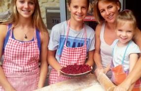 Mergelrijk bakken