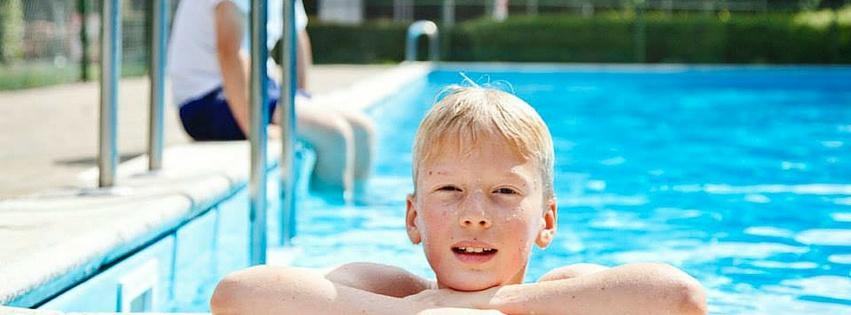 Bungalowpark t posterbos - Zwembad arrangement ...