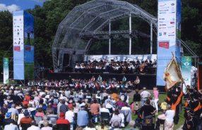 Kasteeltuinen Arcen Limburgs Symfonie Orkest 2008