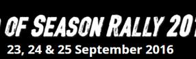 End of Season Rally