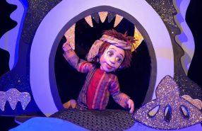 Poppentheater Koekla - Aladdin