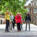 Vernieuwde stadswandeling-brochure over Sittard