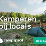 Campspace: micro campings bij particulieren!