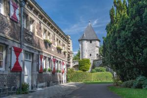 Maastricht faliezusterklooster 4 met pater vinktoren